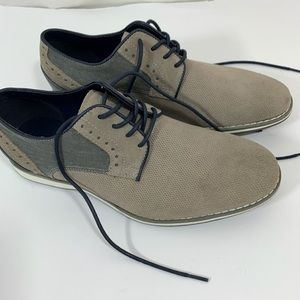 Reaction Kenneth Cole Weiser Oxfords Sz 8.5. NWT